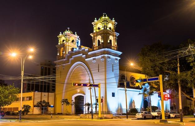 Kościół matki boskiej fatimskiej w miraflores peru