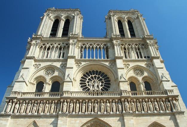 Kościół notre dame w paryżu