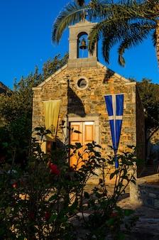 Kościół panagia w neapoli, kreta, grecja