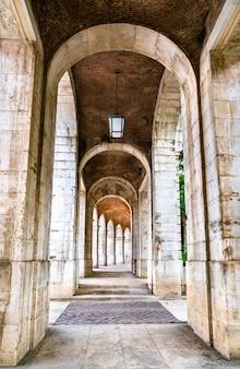 Kościół san antonio z padwy w aranjuez w hiszpanii