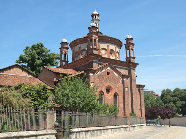 Kościół sant eustorgio, mediolan
