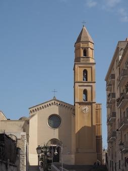 Kościół santa eulalia w cagliari