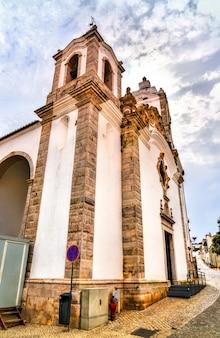 Kościół santo antonio w lagos, portugalia