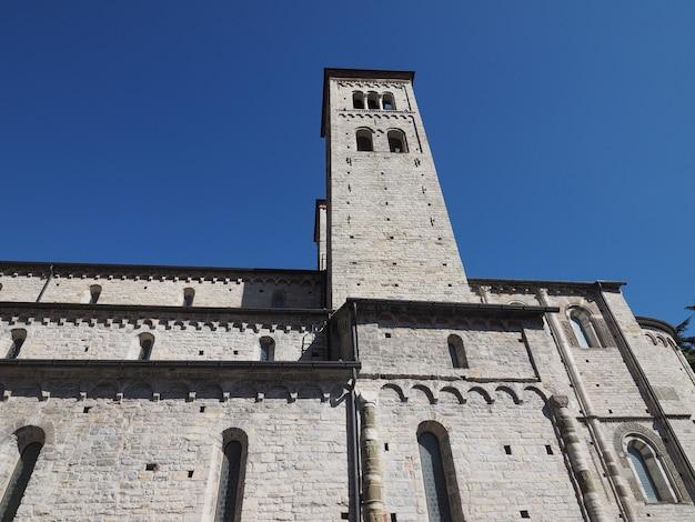 Kościół św abbondio w como