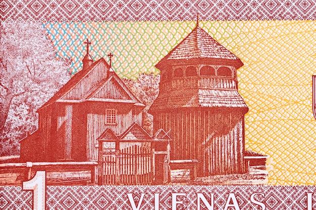 Kościół św. józefa w paluse z litewskich pieniędzy