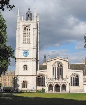 Kościół św. małgorzaty w londynie
