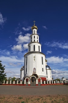 Kościół w brześciu na białorusi