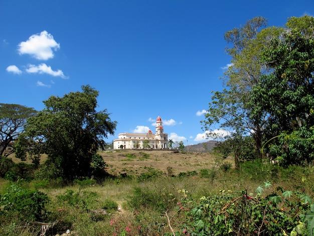 Kościół w el cobre, kuba
