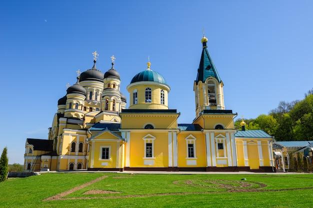 Kościół w klasztorze hancu, republika mołdawii