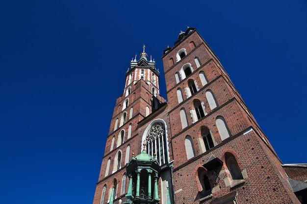 Kościół w krakowie polska