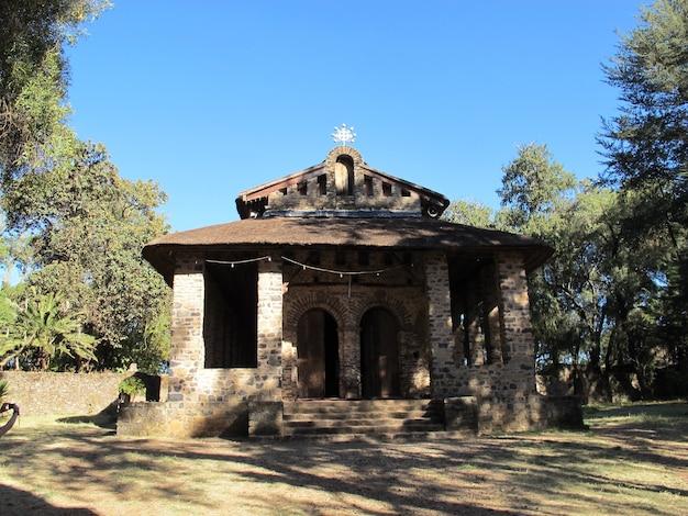 Kościół w mieście gondor, etiopia