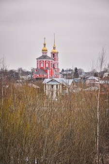 Kościół w suzdalu