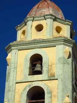 Kościół w trinidad, kuba