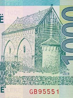 Kościół w vau i dejes z albańskich pieniędzy