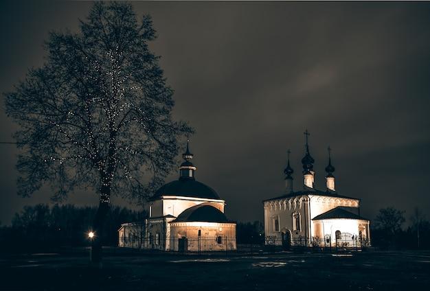 Kościół wjazdu pana do jerozolimy i kościół paraskewy piątek