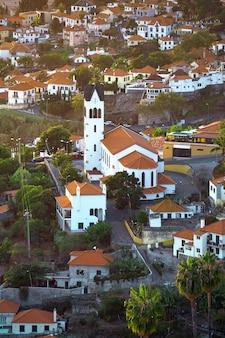 Kościół znajduje się w funchal madeira portugal