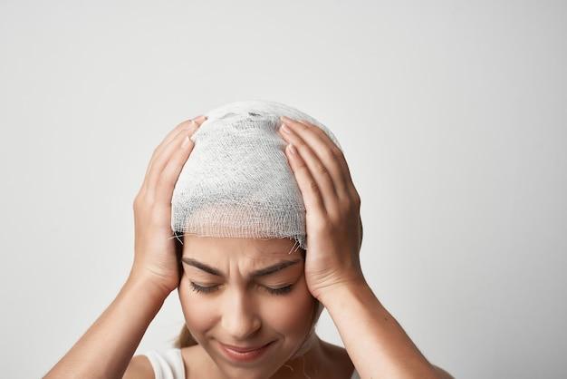 Kosmetyki do leczenia bólu głowy
