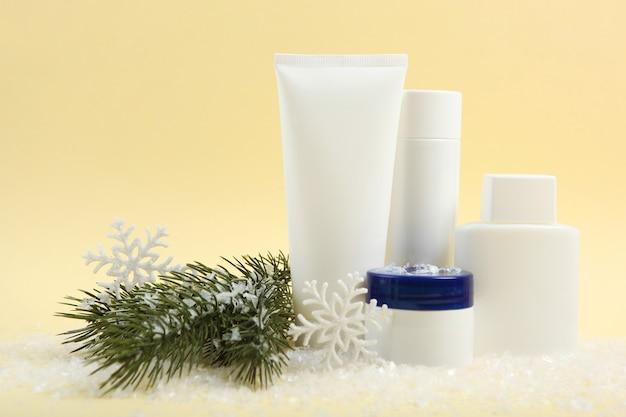 Kosmetyki pielęgnacyjne na zimę pielęgnacja skóry nawilżanie