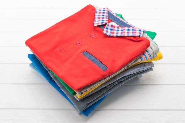 Koszula i ubrania