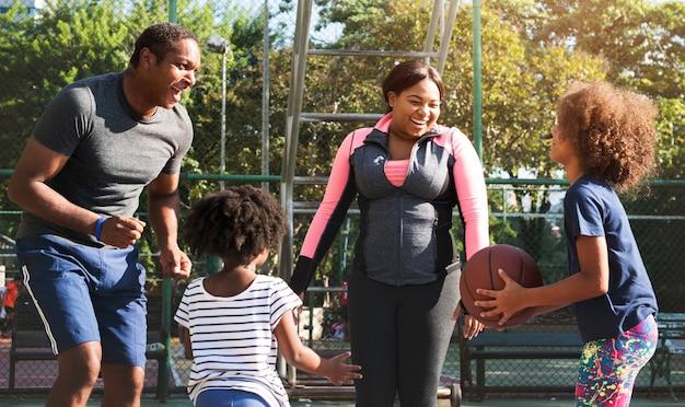 Koszykówka sport ćwiczenia aktywność wypoczynek