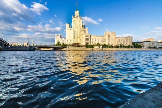 Kotelnicheskaya stalin`s skyscraper