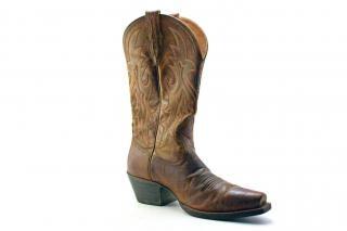 Kowbojskie buty, buty