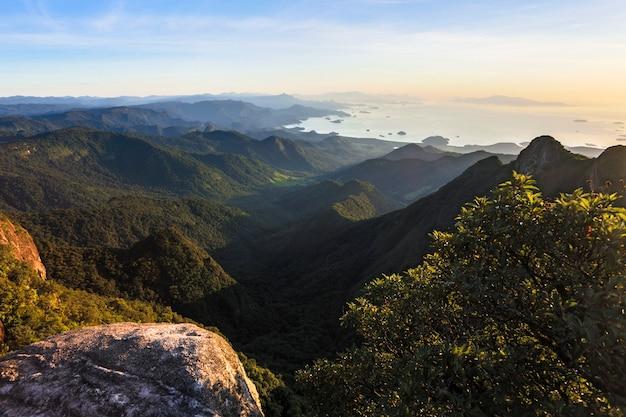 Krajobraz brazylii