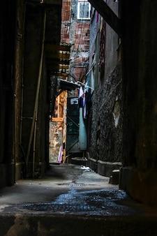Krajobraz cantagalo favela