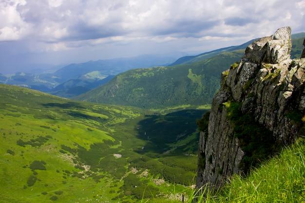 Krajobraz gór