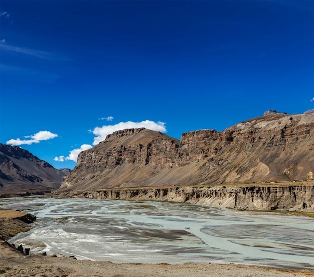 Krajobraz himalajów