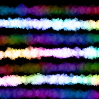 Krawat barwnik kolorowe tło akwarelowe tło farby