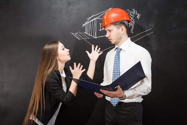 Kreator konfliktów i klient