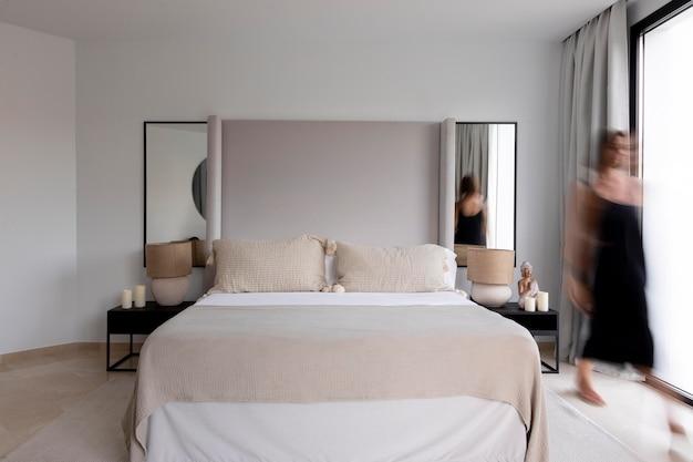 Kreatywna aranżacja sypialni praktyka fengshui