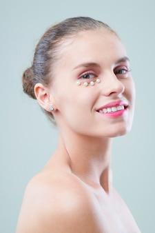 Kreatywny makijaż