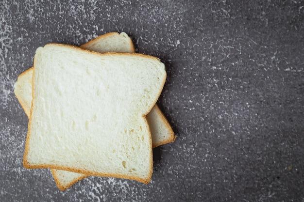 Krojony chleb zbliżenie