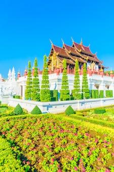Królewski pawilon w chaing mai