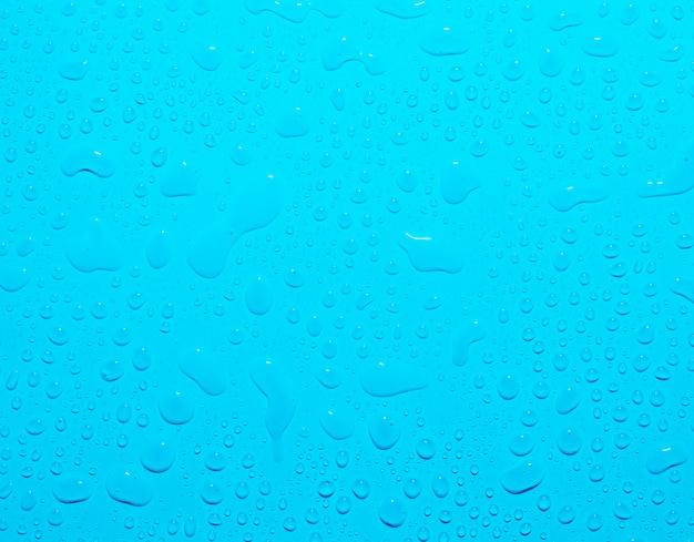 Krople wody w tle