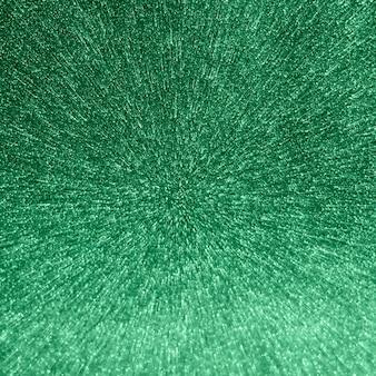 Krople zielonej wody