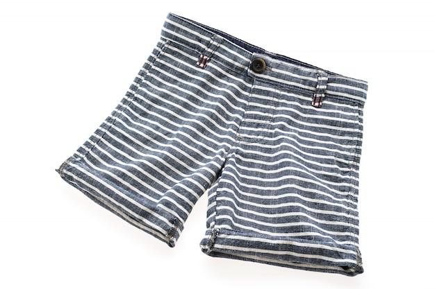 Krótkie spodnie na odzież