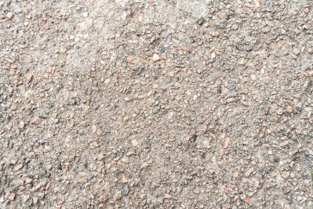 Kruszony kamień wlany do betonu