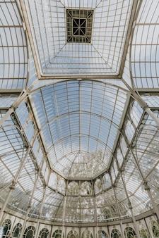 Kryształowy pałac w madrycie, hiszpania