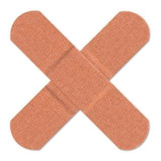 Krzyż bandaże