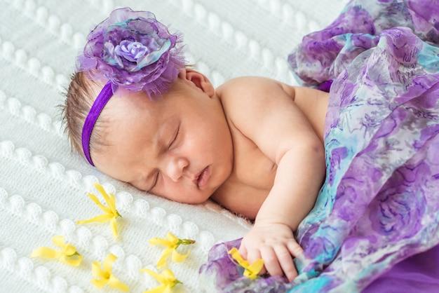 Księżniczka noworodka