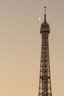 Księżyc i eiffel
