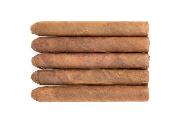 Kubańskie cygara