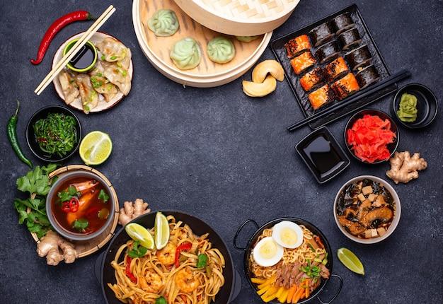 Kuchnia azjatycka i tajska