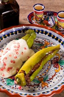 Kuchnia meksykańska z chili