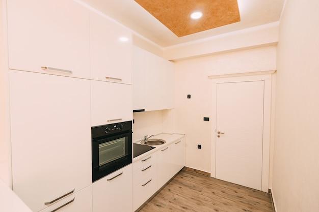 Kuchnia w mieszkaniu projekt kuchni wo