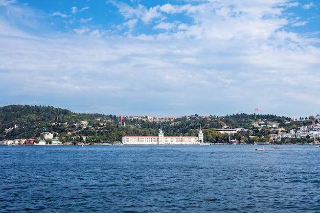Kuleli military high school to pierwsza wojskowa szkoła średnia w turcji