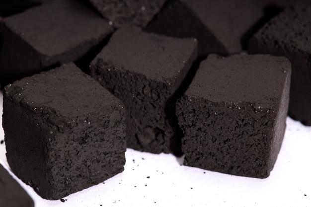 Kupa węgla na fajkę wodną w kształcie kwadratu